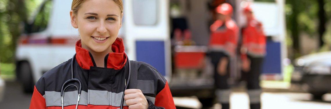 Rettungsassistent (m/w/d) in Hamburg